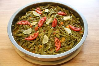 Lekkeressen Grüne- Bohnen- Eintopf