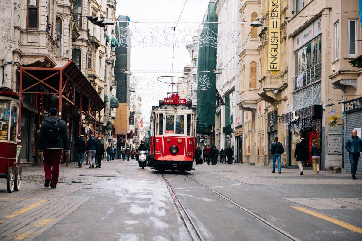 Lekkeressen - Istanbul Taksim