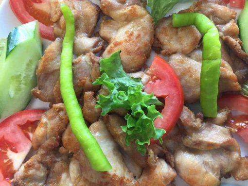 Lekkeressen - Hähnchenschenkel (ausgelöst) vom Grill